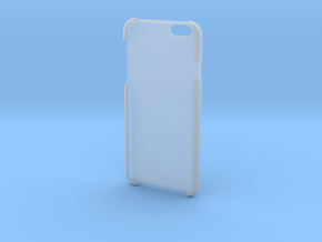 IPhone6 Open Style in Smooth Fine Detail Plastic