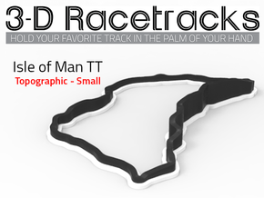 Isle of Man TT - Road Course | Small in Full Color Sandstone