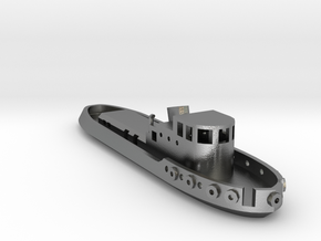 005B 1/350 Tug Boat in Natural Silver