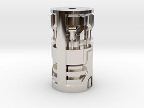 MBPB-A753-PRM in Platinum