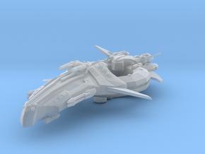 Zen Dazi Tak'agi Class Battleship in Smooth Fine Detail Plastic