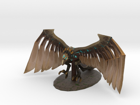 Hextech Anivia in Full Color Sandstone