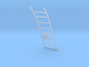 12-J Mission-Ladder in Smooth Fine Detail Plastic