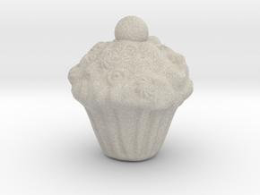 Yazdi cake small in Natural Sandstone