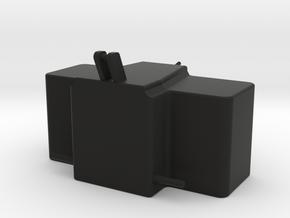1:32 Suer Frontgewicht 2400 Kg in Black Natural Versatile Plastic: 1:32