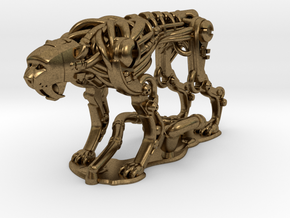 RoboCheetah 50% in Natural Bronze