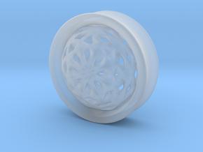 VORTEX2-33mm in Smooth Fine Detail Plastic