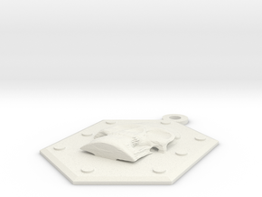 Assassin's Creed Pirate Chain in White Natural Versatile Plastic