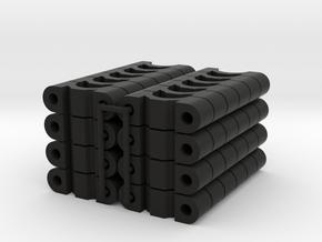 TKSH-1000-SET in Black Natural Versatile Plastic