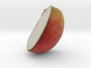 The Apple-3-Quarter in Full Color Sandstone