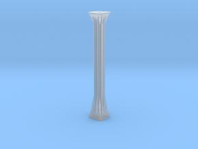 Colomn Statuette in Smooth Fine Detail Plastic