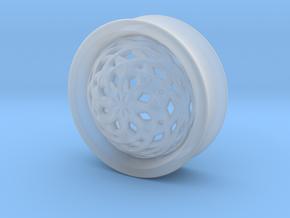 VORTEX3-28mm in Smooth Fine Detail Plastic