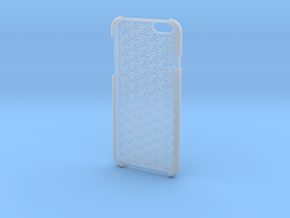 IPhone6 Open Style Arrows in Smooth Fine Detail Plastic