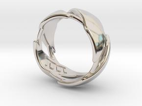 US12 Ring III in Platinum