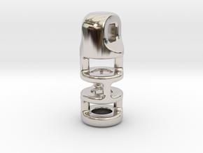 Tritium Lantern 3B (2.5x10mm Vial) in Platinum