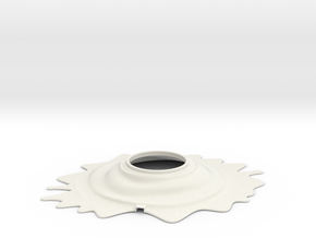 Oplà lamp - Base in White Strong & Flexible