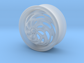 VORTEX4-22mm in Smooth Fine Detail Plastic
