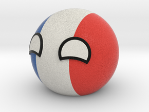 Franceball in Full Color Sandstone