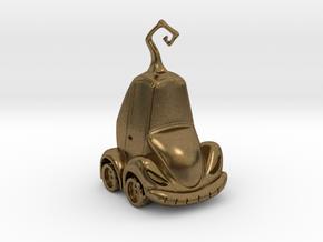 Car Jack in Natural Bronze