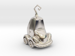 Car Jack in Platinum