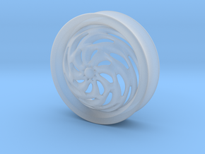 VORTEX4-36mm in Smooth Fine Detail Plastic