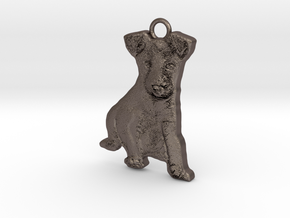 Jackrussel 3cm in Stainless Steel