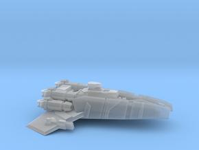 Pugilist Class Cruiser in Smooth Fine Detail Plastic