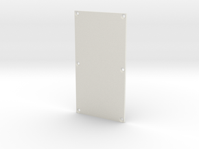 DZ40X2 Door  in White Strong & Flexible