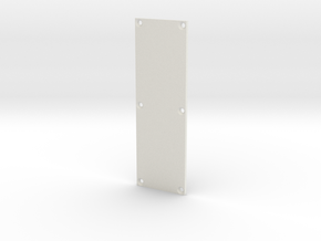 DZ40X1 Door in White Natural Versatile Plastic