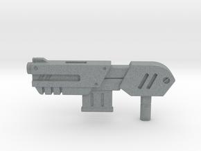Transformers CHUG Shotgun in Polished Metallic Plastic