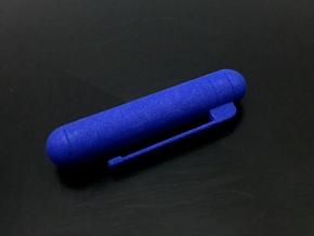 Food-Energy Capsule in Blue Strong & Flexible Polished