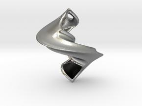 In-Spire in Natural Silver