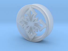 VORTEX5 - 32mm in Smooth Fine Detail Plastic