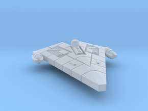 Orion (KON) Corvette in Smooth Fine Detail Plastic