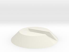 5rnlhhnhsaf1rudvq5okucbkp2 56236837.stl in White Natural Versatile Plastic