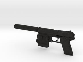 1/6 Socom MK23 in Black Acrylic