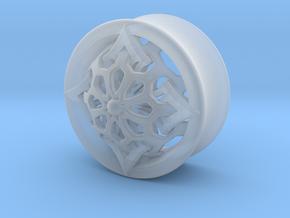 VORTEX6-21mm in Smooth Fine Detail Plastic