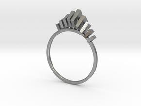 IX²  in Natural Silver