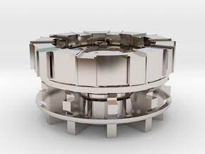 Arc Reactor in Platinum