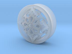 VORTEX6-31mm in Smooth Fine Detail Plastic