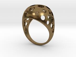 01-1 in Natural Bronze