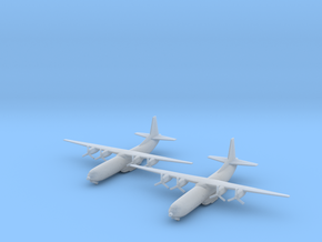C-133 w/Gear x2 (FUD) in Smooth Fine Detail Plastic: 1:700