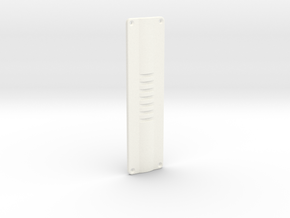 V1 - Access Panel in White Strong & Flexible Polished