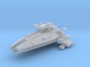 Vanquisher Class Frigate  in Smooth Fine Detail Plastic