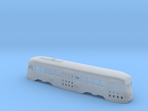 HO Prewar PCC PTC BODY for Bowser in Frosted Ultra Detail
