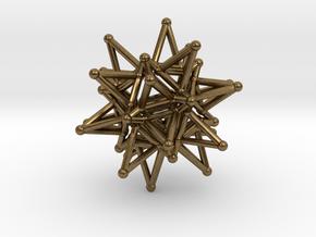 Tessa1 StarCore 2-2cm in Natural Bronze