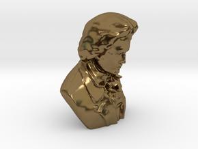 Ludwig Van Beethoven in Polished Bronze