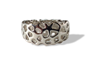 CORALLO in Polished Silver: 7 / 54