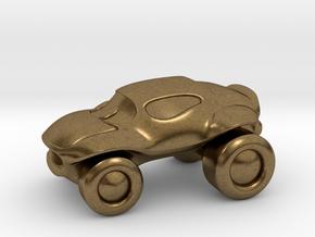 Smaller buggy in Natural Bronze