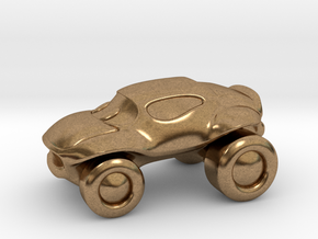 Smaller buggy in Natural Brass